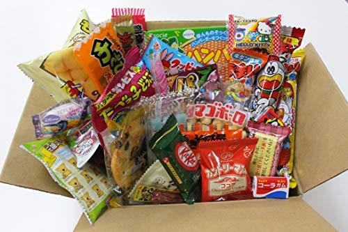 25 Assorted Japanese Candy and Snack Okashi Set