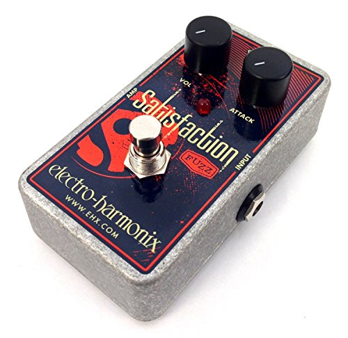Electro Harmonix Satisfaction · Pedal guitarra eléctrica
