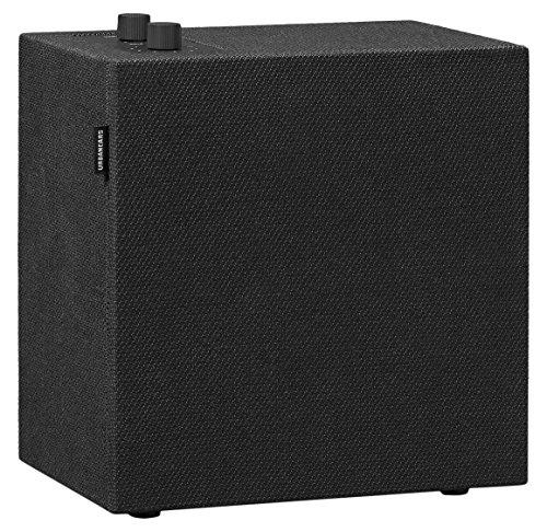 Urbanears Stammen Multi-Room Wireless and Bluetooth Connected Speaker - Vinyl Black