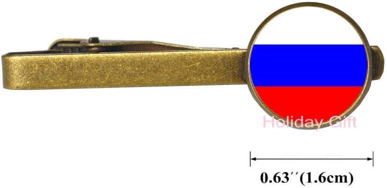 Russia Flag Tie Pin Tie Clip,Russia Flag Jewellery Tie Pin.HTY-076
