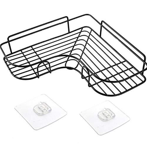 Sacchetti riutilizzabili alimenti, Cucina strumento Triangolo Sink Filtro acqua di scarico Filtro carrello Verdure Frutta cestello Sink filtro Shelf Dry Rack Bowl (Colore : 1pcs, Size : M)