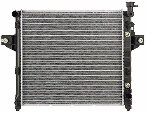 02 jeep grand cherokee radiator - 3