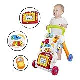 Trotteur multifonctionnel pour bébé chariot chariot Walker pour pour enfant...