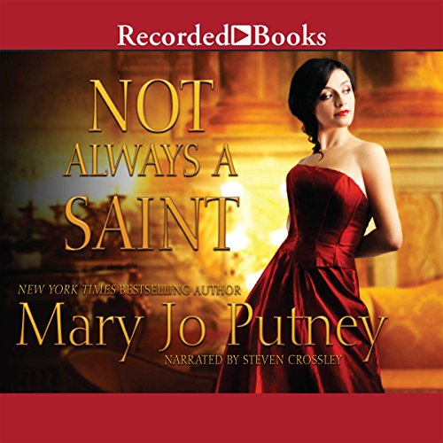 Not Always a Saint audiobook cover art