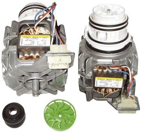 Motopompa Lavaggio Completa 3 Fili Per Electrolux
