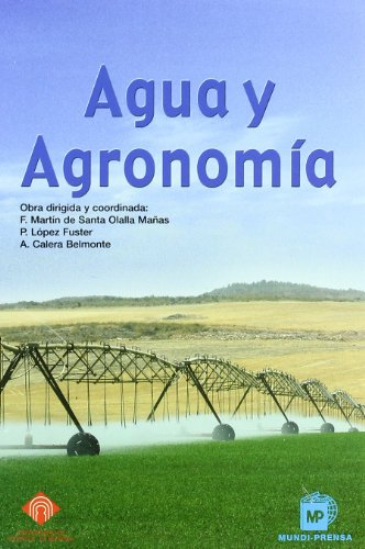 Agua y agronomía