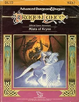DL15 Mists of Krynn - Book  of the Advanced Dungeons and Dragons Module #C4
