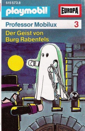 3 - Der Geist von Burg Rabenfels [Musikkassette]