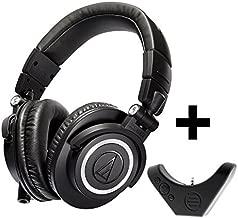 Best audio technica ath m50 sale Reviews