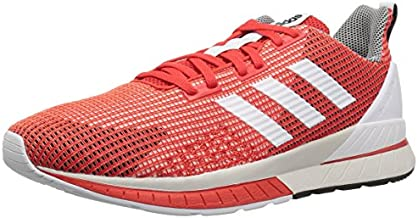 adidas Men's Questar Tnd Running Shoe, Core Red, Ftwr White, Solar Red, 14 M US