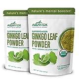 Alovitox Organic Ginkgo Biloba Leaf Powder( 16 Oz)