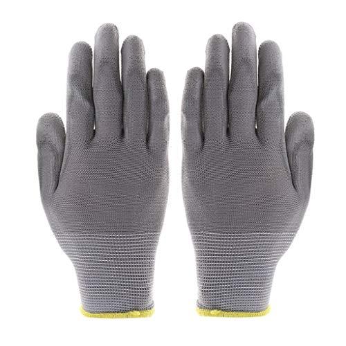 Wedding Handschoenen voor tuinieren Het planten van Work Hand Cut Protector gereedschap Graven Snoeien Glove,Gray