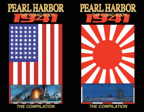 Pearl Harbor: The Comic Book: An Illustrated History (English Edition)