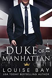 Duke of Manhattan (The Royals Book 2)