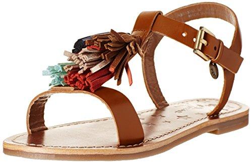 Pepe JeansMaya Tassel - Sandalias para Niñas, color marrón, talla 33