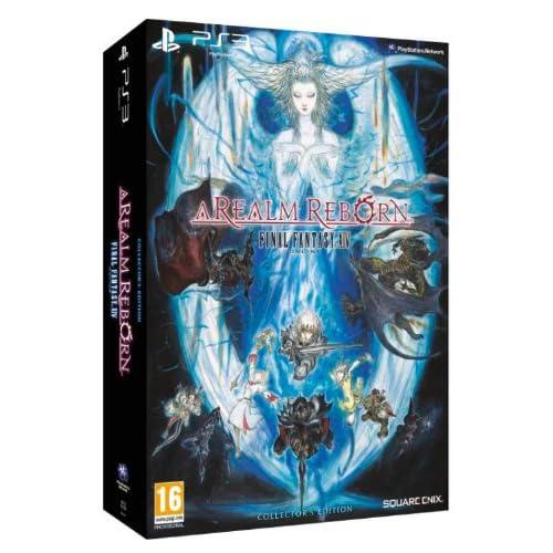 Final Fantasy XIV: Collectors Edition [Importación Inglesa]: sony ...