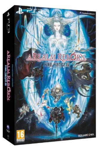 Bester der welt FINAL FANTASY XIV-Realm Reborn Collector's Edition (PS3)