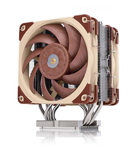 Noctua NH-U12S DX-3647, Ventirad CPU Premium pour Intel Xeon LGA3647 (120 mm, Marron)