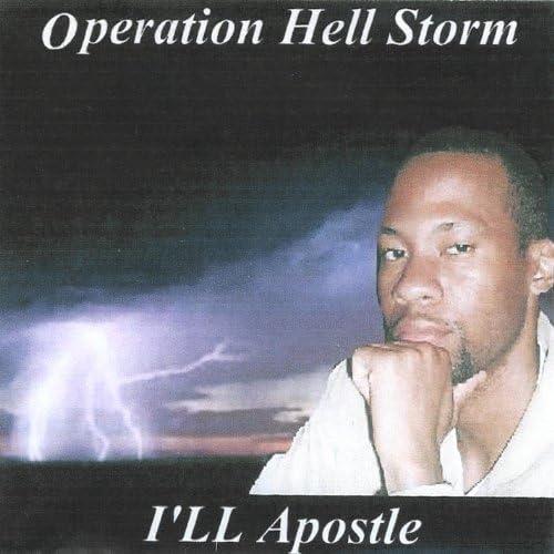 I L L a P O S T L E 'hardcore-Gospel Rap'