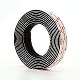 3M Dual Lock Reclosable Fasteners Heavy Duty Industrial Use Black TB3550 1