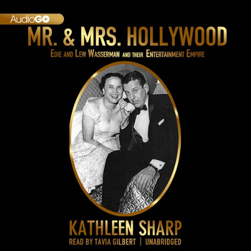 Mr. & Mrs. Hollywood  Audiolibri