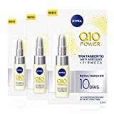 NIVEA Q10 Power Anti-Ageing Eye Cream with Anti-Wrinkle Firming Power, 19.5 ml , (3 x 6.5 ml)