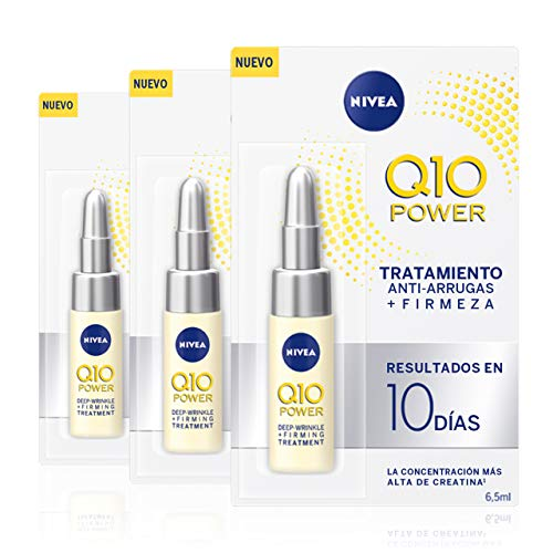 NIVEA Q10 Tratamiento – Pack de 3×6.5ml