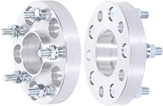 ECCPP 5 Lug Hub Centric Wheel Spacers 5x4.5 5x114.3mm 12x1.25 66.1mm 1 inch Compatible with Infiniti Q45 Q50 Q60 Q70 Q70L Infiniti EX35 EX37 FX35 FX45 FX50