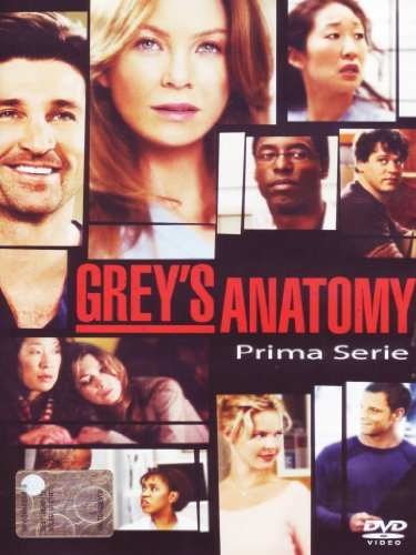 Grey's anatomy Stagione 01