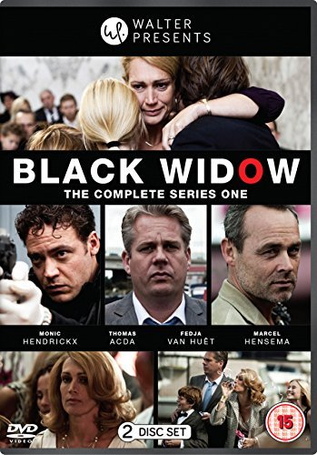 Black Widow - Series 1 (2 DVDs)