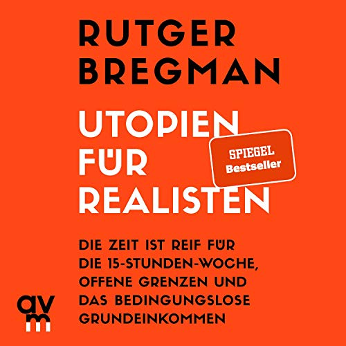 Utopien für Realisten audiobook cover art