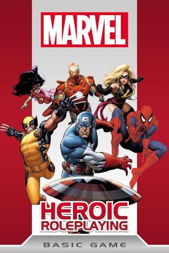 Marvel Heroic Roleplay Basic Game