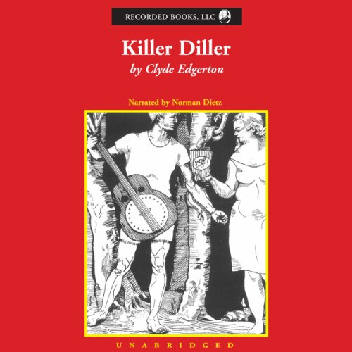 Killer Diller audiobook cover art