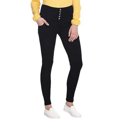 d4d919d22e5 Women s Black Jeans  Buy Women s Black Jeans Online at Best Prices ...
