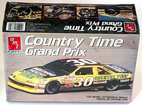 elige tu favorito Country Country Country Time Grand Prix Model Kit by AMT  nuevo estilo