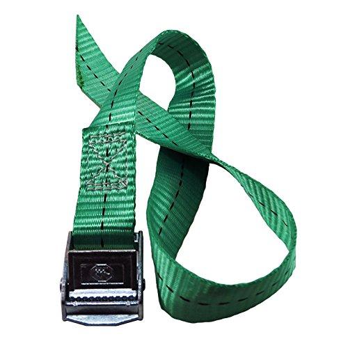 Gurtschnellverschluss 60cm Gurt (1, grün)