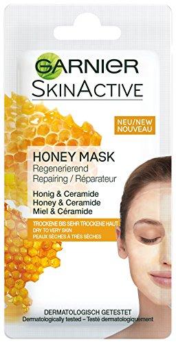 Garnier Skin Active Rescue Mask - Mascarilla Reparadora de Miel y Ceramida