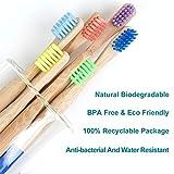 Zoom IMG-2 spazzolino bamboo eco friendly bambini