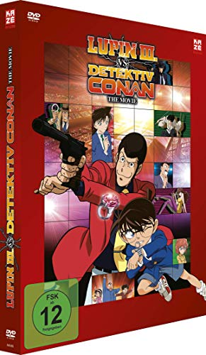 Lupin the 3rd vs. Detektiv Conan - The Movie - [DVD] Limited Edition