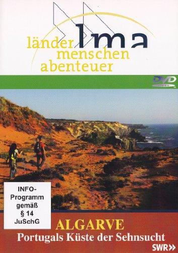 Algarve - Portugals Küste der Sehnsucht (Reihe: Länder Menschen Abenteuer) 1 DVD, Länge: ca. 44 Minuten