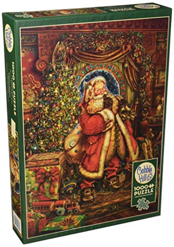 Cobblehill 80088 1000 pc Christmas Presence Puzzle, Various