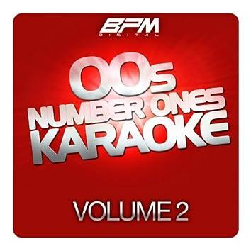 00s Number Ones Karaoke, Vol. 2