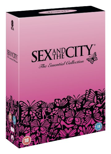 Sex And The City - Seasons 1 - 6 Complete Box Set