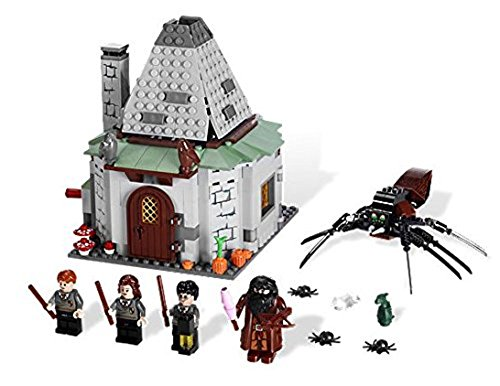 LEGO Harry Potter 4738 - Hagrids Hütte