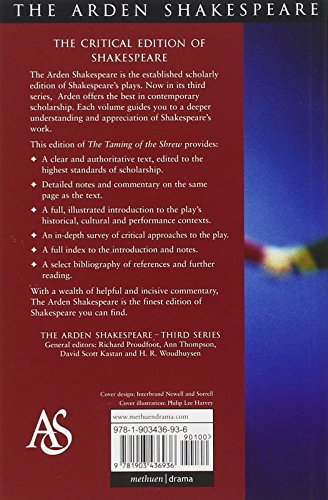 The Taming of The Shrew: Third Series (Arden Shakespeare)