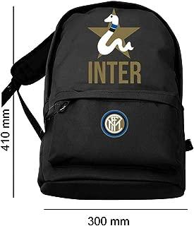Marsupio Inter Colore Blu Waist Bag con Due Tasche Prodotto Ufficiale