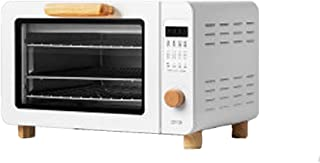 Horno Digital, Mini Horno Digital Multifunción Con Asador y Temporizador, 15L, 1200W