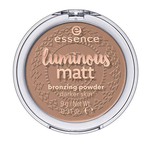 essence - luminous matt bronzing powder 02 -