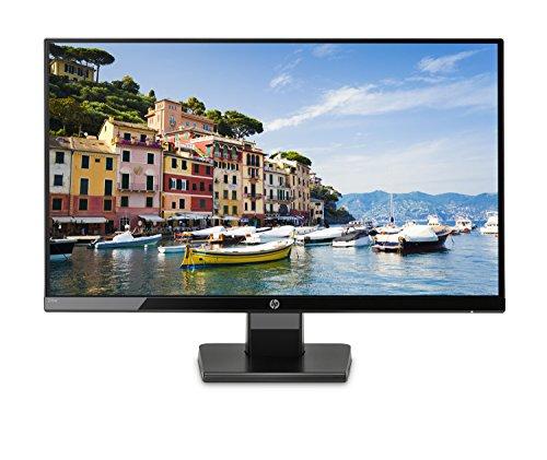 """HP 24w - Monitor para PC Desktop de 24"""" (FHD, 1920 x 1080 pixeles, tiempo de respuesta de 5 ms, 1 x HDMI, 1 x VGA, 16:9) color negro"""