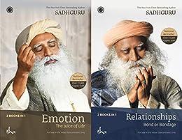 Emotion & Relationships (2 Books in 1) by [Sadhguru]
